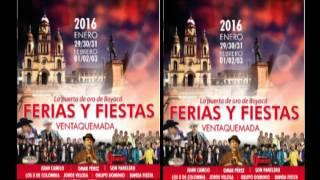 Fiestas en ventaquemada Boyaca 2016 entre todos si podemos