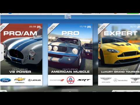 How To Hack Real Racing 3 Easy