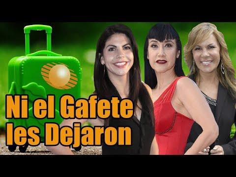 Estos son los Famosos que Fueron Echados de Televisa este 2018