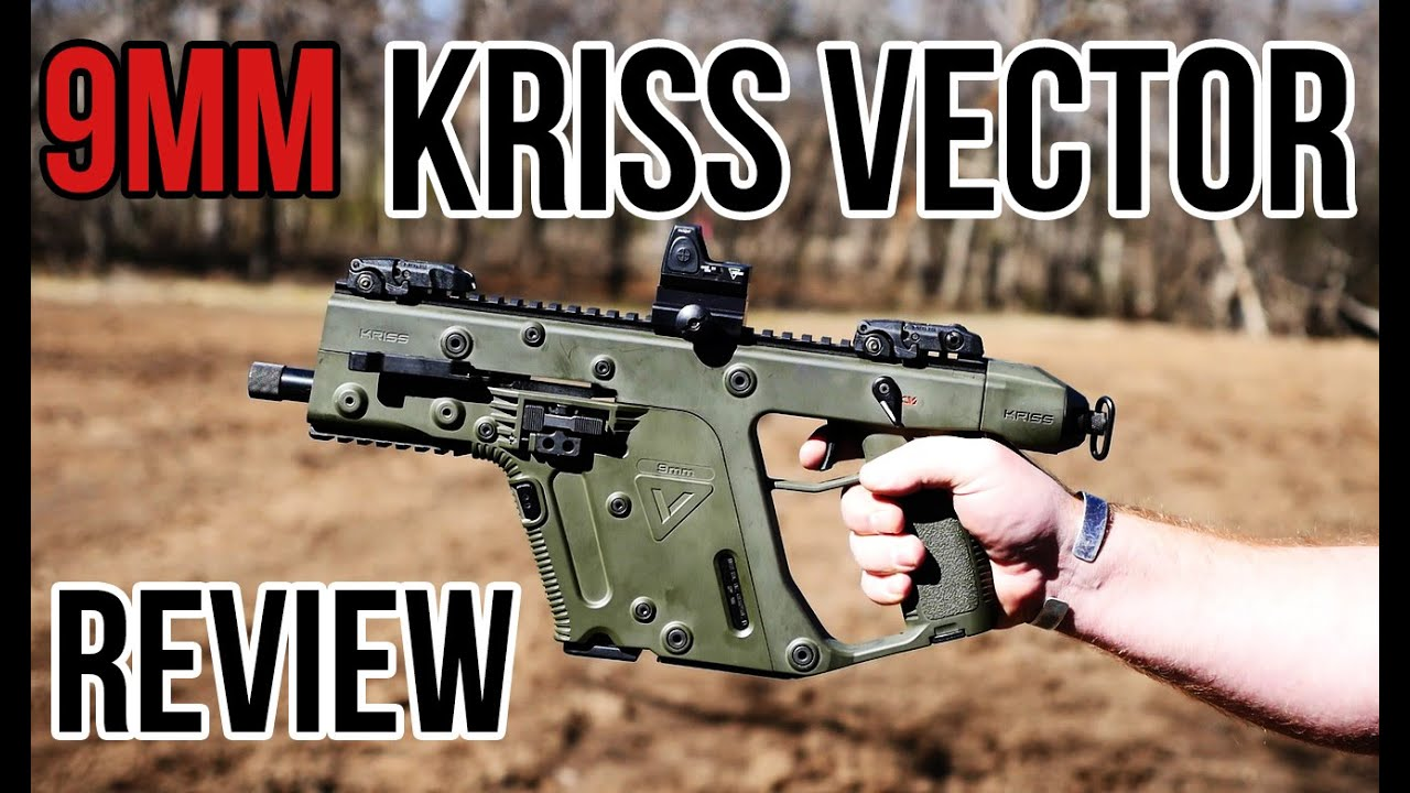 Talk me into or out of a KRISS VECTOR  45 | The Leading Glock Forum