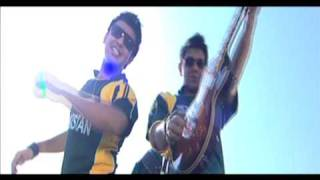 Yeh Tera Pakistan - JAL the Band for pak cricket team