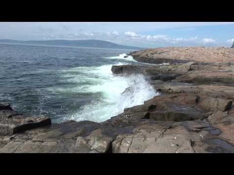 The Coastline of Maine