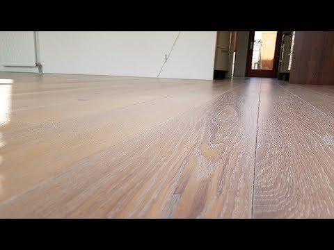 Eiken vloer andere kleur geven youtube