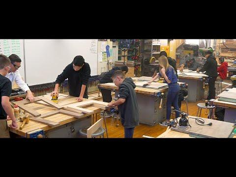 CFIS Woodworking Program