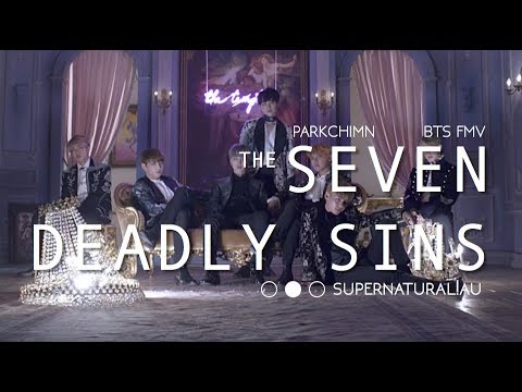 bts // the seven deadly sins