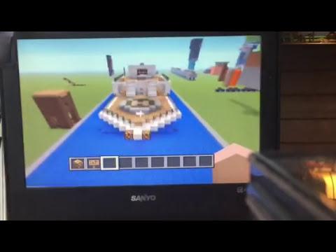 Minecraft World Tour #1 Yacht