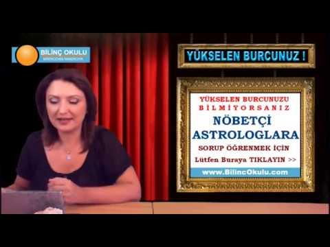 YAY Burcu Astroloji Yorumu   03 Ekim 2013  Astrolog DEMET BALTACI    astroloji, astrology