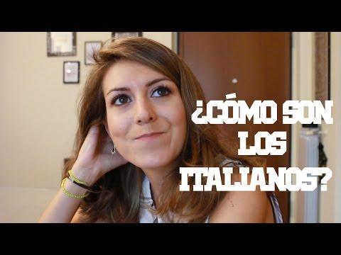 ¿Cómo son los italianos? - Analizando los tópicos