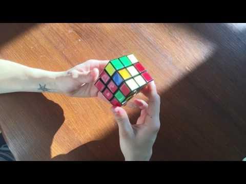 Comment faire son Rubik's cube en entier? Facile et rapide !