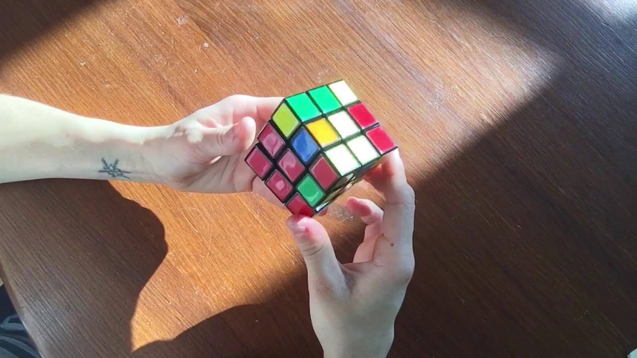 comment faire son rubik's cube en entier? facile et rapide ! - youtube