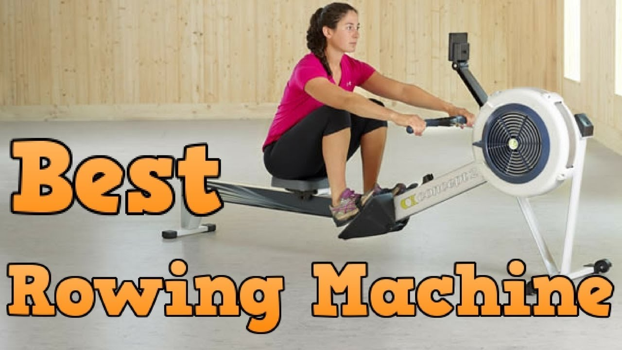 Best Health Fitness Rowing Machine |  Reviews 2020