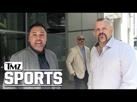 Oscar De La Hoya Starting MMA Biz, Targeting Chuck Liddell | TMZ Sports