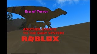 ROBLOX Era of Terror - New Baby Edmonto Remodel!