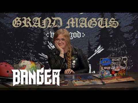 GRAND MAGUS - Wolf God Album Review | Overkill Reviews