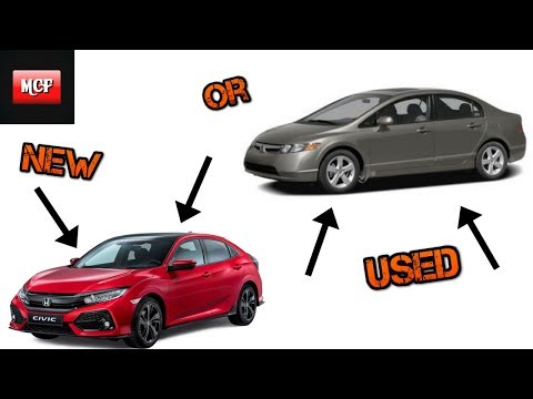 What You Need To Know About Buying a New or Used Car