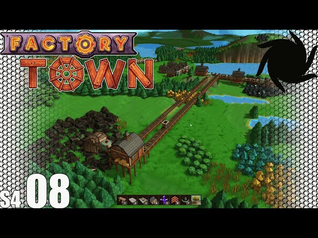 Factory Town - S04E08 - Iron Production Area