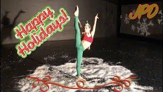 Merry Christmas from Just Plain Dancin! Improv Dance (O Holy Night)