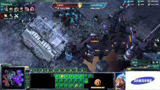 Квалификация на WCG Russia 2012 по StarCraft 2 part 3