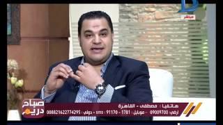 صباح دريم | دكتور أحمد هارون: الطفل الرغى مشروع عبقري