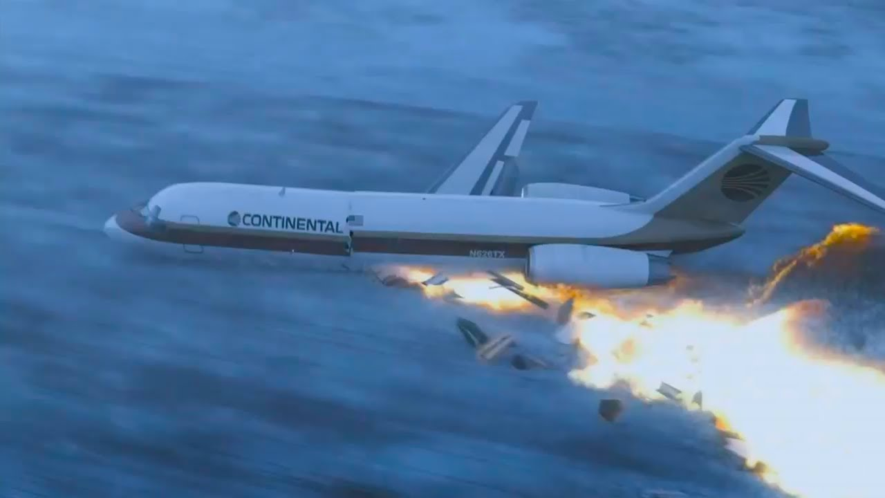 Dead Of Winter - Continental Airlines Flight 1713 - YouTube
