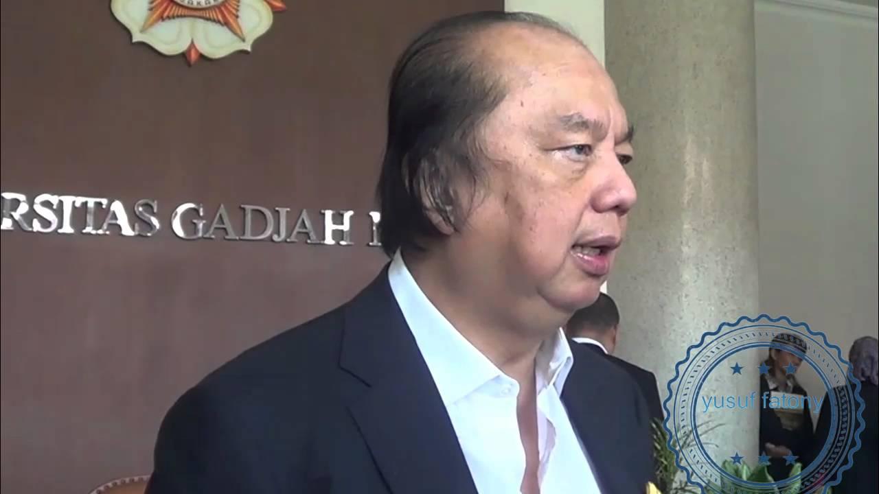 """Dongkrak Rupiah, Tahir """"Take Profit"""" Senilai Rp 2 Triliun"""