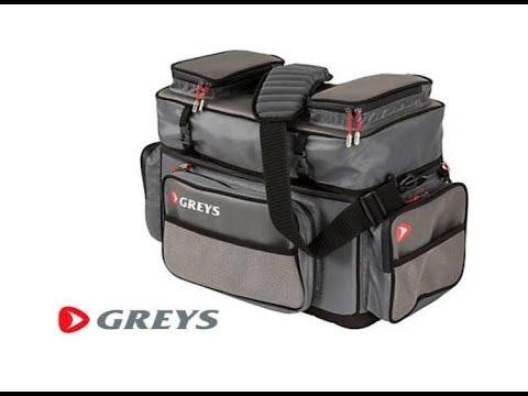 Boat Bag Greys