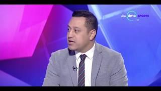 المقصورة - هشام حنفي : المباراة فى الشوط الثاني سهلة جدا لـ فريق سموحة أمام النصر