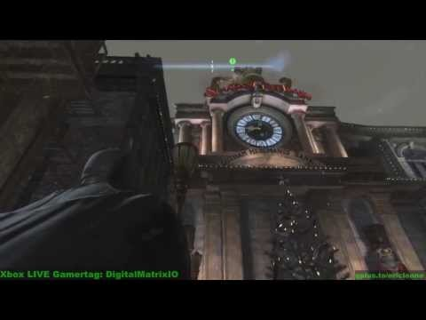 Let's Play 'Batman Arkham Origins' Part 14 - Get to Gotham Merchant Bank
