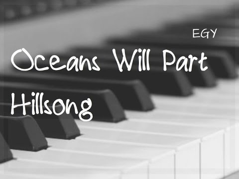 Oceans Will Part Cover Hillsong Instrumental Piano Flute