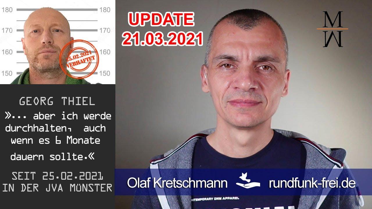 ARD erklärt sich zur Haft von Georg Thiel - und lässt dieses Statement sofort wieder verschwinden