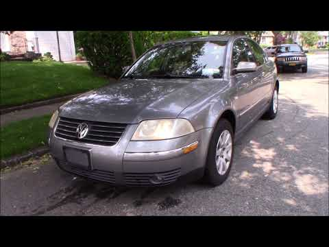 For Sale: 2002 Volkswagon Passat 1.8T - Grandma Rose's VW