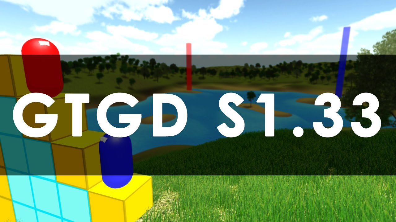 GTGD S1 33 LAN or Hamachi - Unity Multiplayer Tutorial