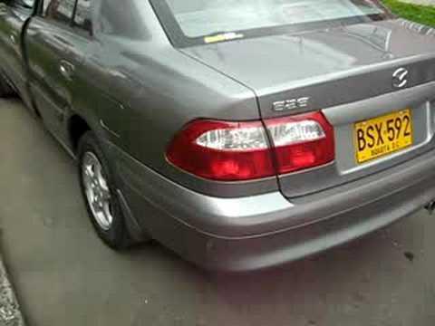 mazda 626 sedan 2006