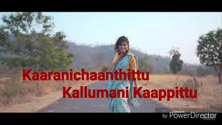 Karutha penne remix by ##sanah moidutty##