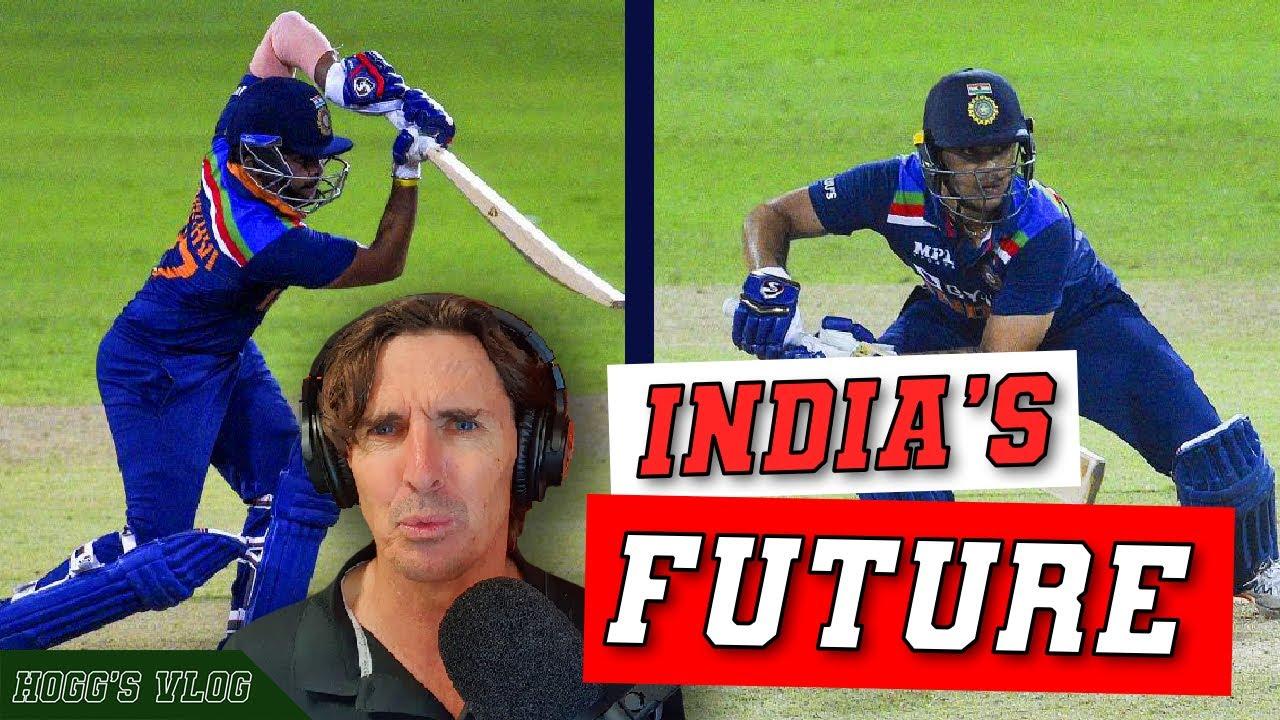 Prithvi SHAW and Ishan KISHAN - future of Indian BATTING! | #HoggsVlog with Brad HOGG | SL vs IND