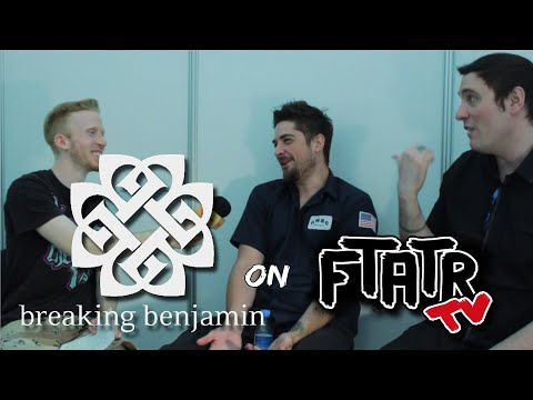 Breaking Benjamin Interview on For Those About To Rock (2016)