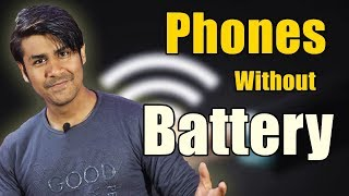 Smartphones Without Battery ? | Wifi Signals Effects on health | Cancer ?