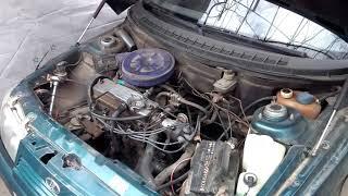 Дёргается двигатель при трогании ВАЗ 2110