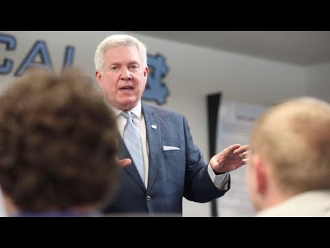 UNC Football: Mack Brown's 1st Day Back #MackIsBack