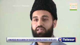 Mexico: Ahmadiyya Muslims condemns Brussels attacks