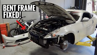 homepage tile video photo for 370z UPGRADES NEVER STOP! NEW EVERYTHING🤪