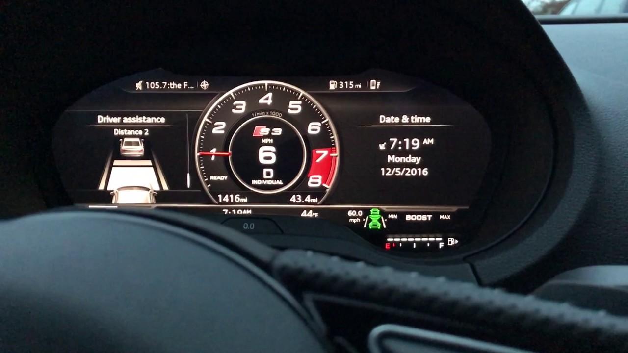 Audi Thatblues3 Technology