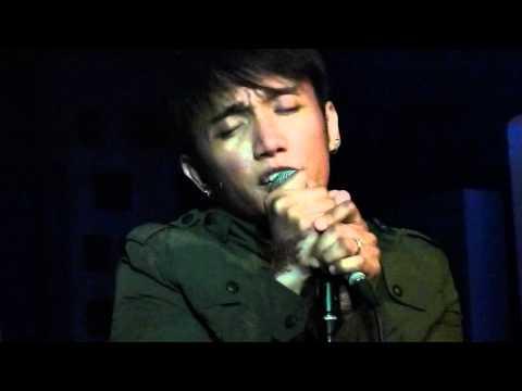 Arnel Pineda - Ever since the world began @ Rockville's Let's Rock concert 4-17-12.
