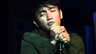 Arnel Pineda - Ever since the world began @ Rockville