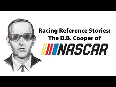 Racing Reference Stories: The D.B. Cooper of NASCAR