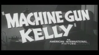 (Machine-Gun Kelly) La legge del mitra - Trailer