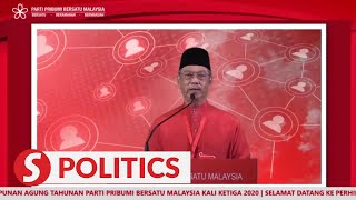 Muhyiddin hopes general election will be held after Covid-19 pandemic is over