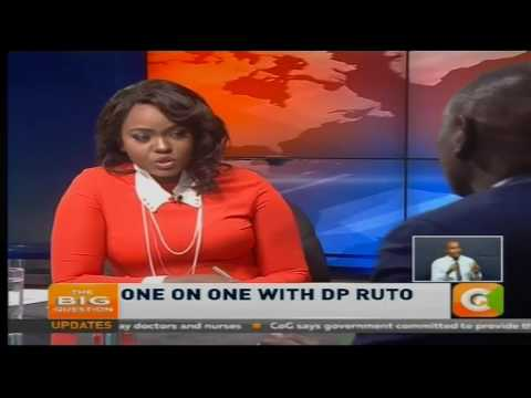 The Big Question | DP Ruto: We know we will beat our competitors, with 70%+ 1
