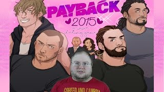 A WWE Dating Sim?!? | WWE Payback 2015