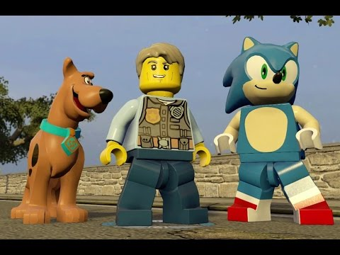 LEGO Dimensions - LEGO City Adventure World 100% Guide (All Collectibles)